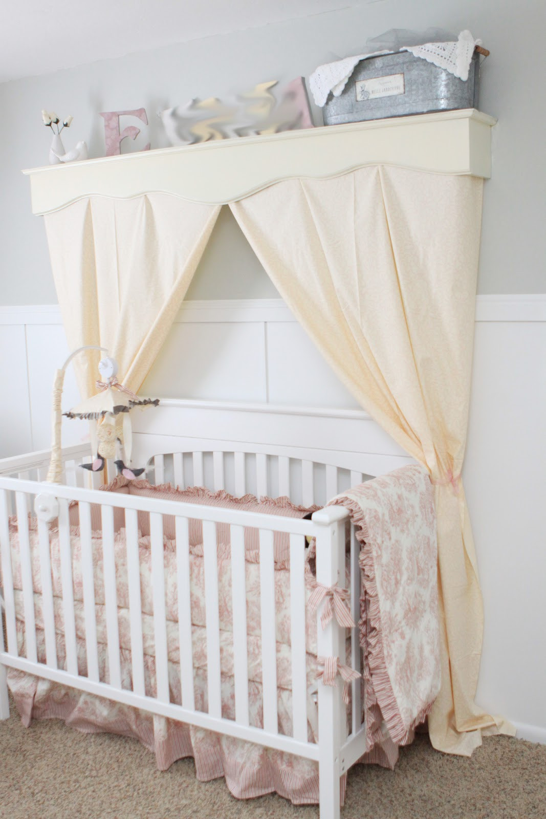 Best ideas about DIY Baby Nursery . Save or Pin Home Sweet Home Baby Nursery Charming DIY Decor Now.