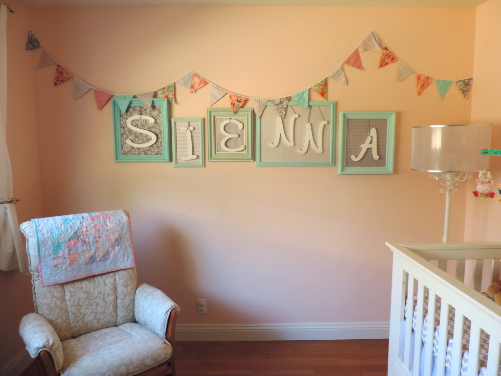 Best ideas about DIY Baby Nursery . Save or Pin Our Baby Sienna s DIY Nursery Project Nursery Now.