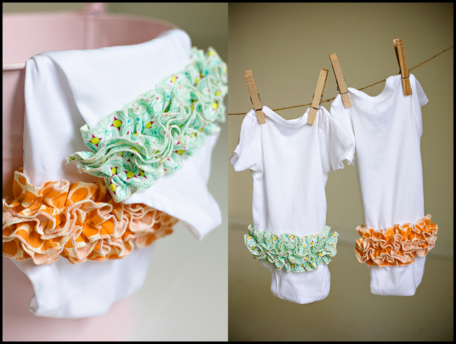 Best ideas about DIY Baby Onesie . Save or Pin Cute DIY esies for Girls Now.