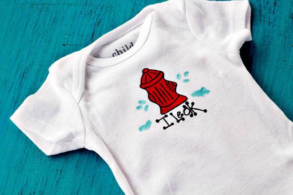 Best ideas about DIY Baby Onesies . Save or Pin DIY Baby esies Now.