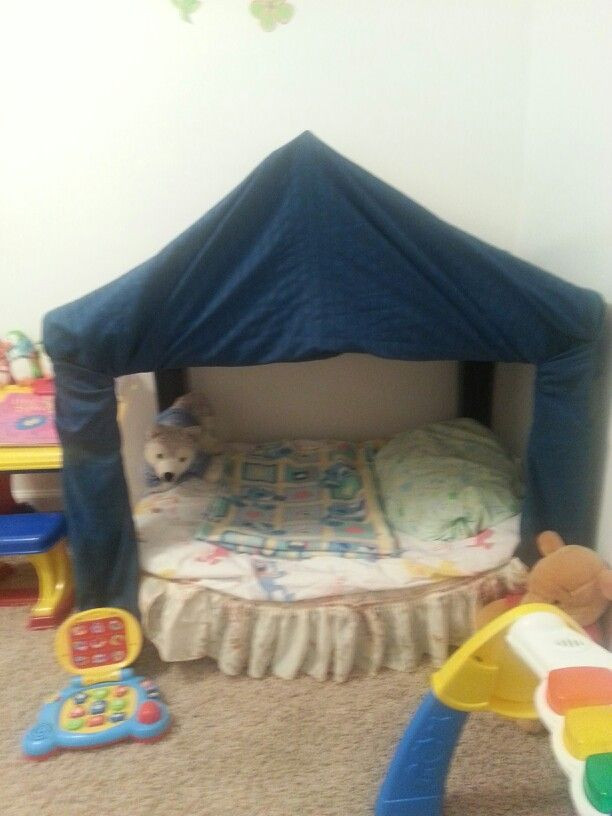 Best ideas about DIY Baby Playpen . Save or Pin Playpen bed idea from pinterest Now.