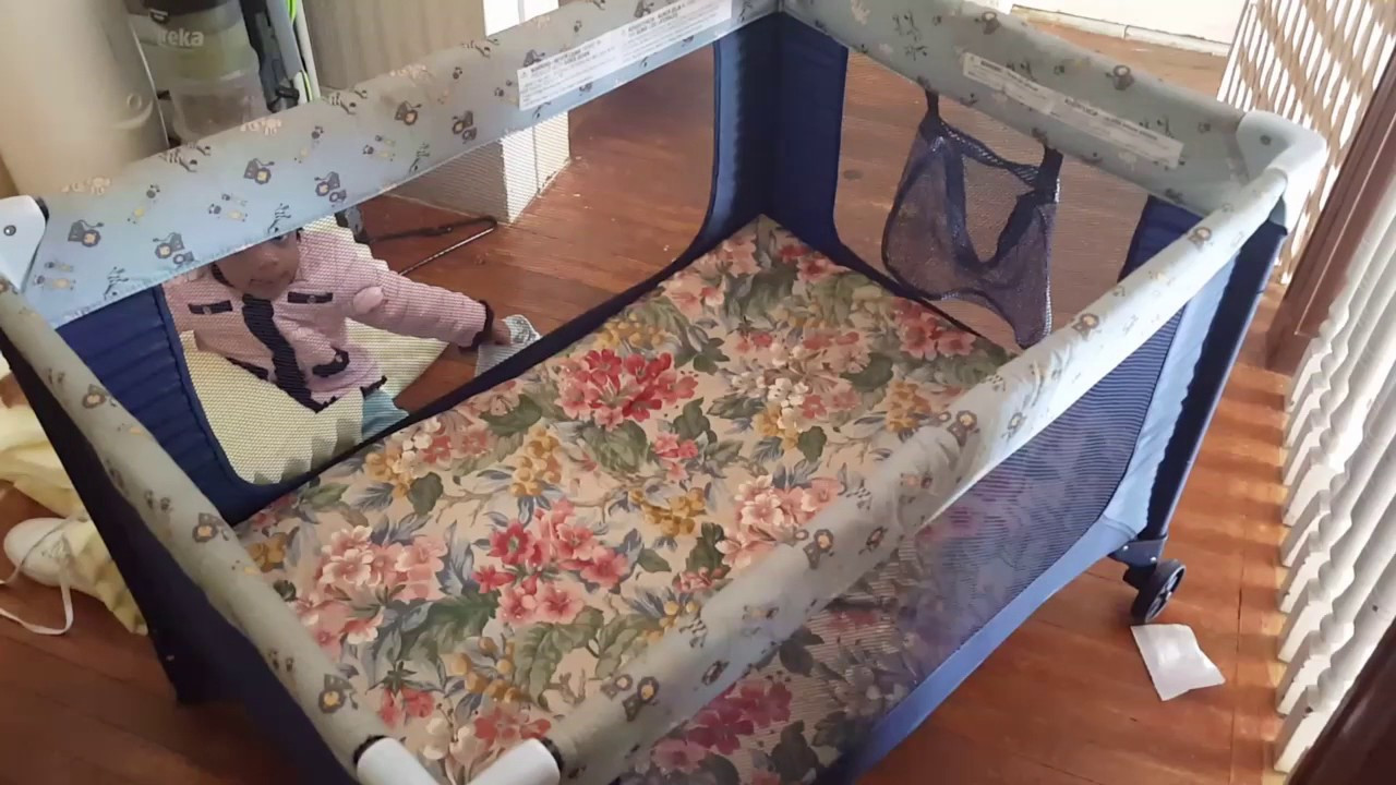 Best ideas about DIY Baby Playpen . Save or Pin DIY EASY PLAYPEN MEMORY FOAM MATTRESS Now.