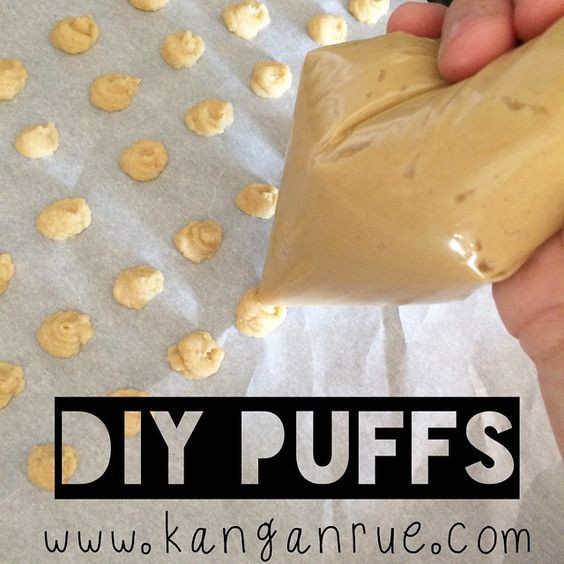 Best ideas about DIY Baby Puffs . Save or Pin Homemade Puffs no sugar Now.