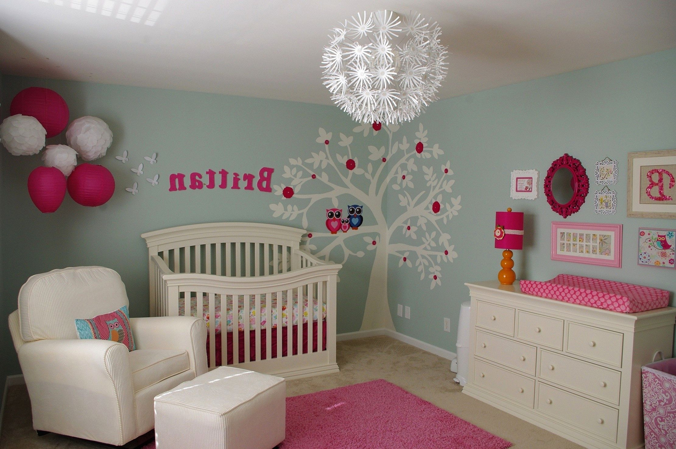 Best ideas about DIY Baby Rooms Ideas . Save or Pin DIY Baby Room Decor Ideas For Girls DIY Baby Room Decor Now.