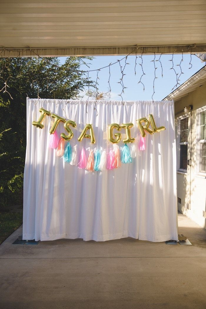 Best ideas about DIY Baby Shower Backdrop . Save or Pin Best 25 Unicorn baby shower ideas on Pinterest Now.