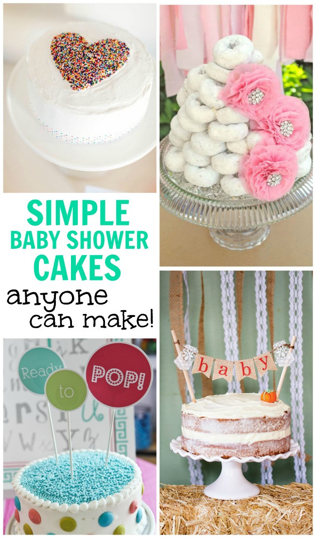 Best ideas about DIY Baby Shower Cakes . Save or Pin DIY Baby Shower Cake Ideas Now.