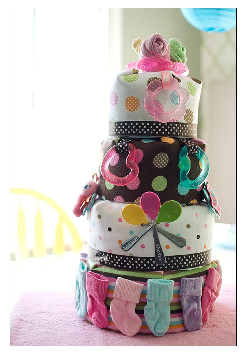 Best ideas about DIY Baby Shower Cakes . Save or Pin It s Written on the Wall Baby Shower Treats Party Favors Now.