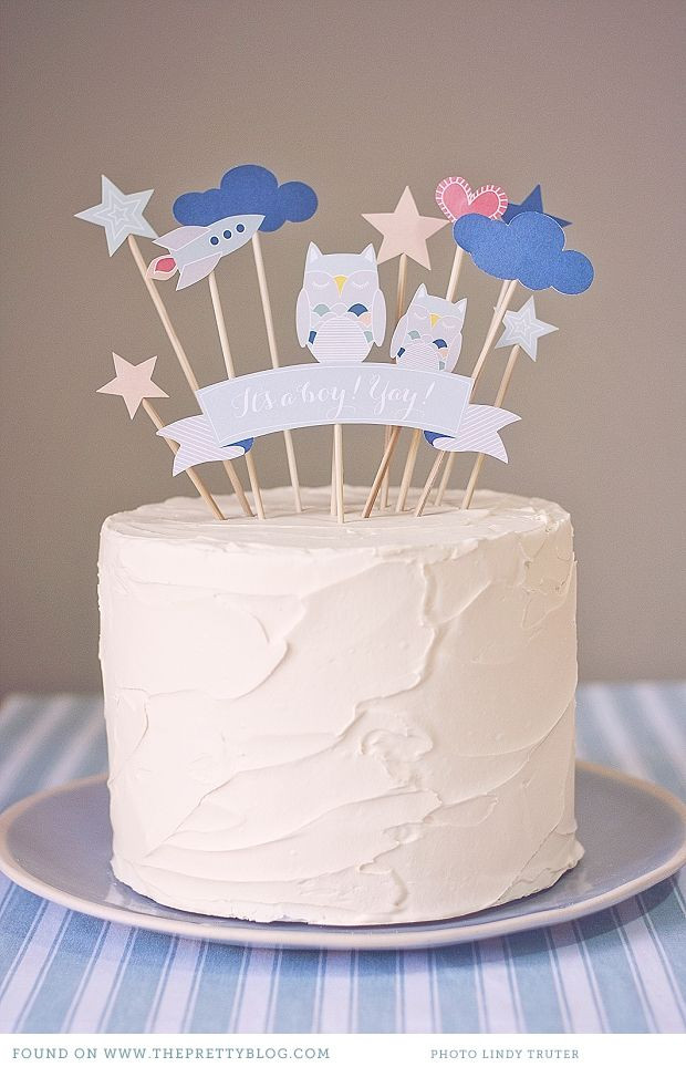 Best ideas about DIY Baby Shower Cakes . Save or Pin Best 25 Simple baby shower cakes ideas on Pinterest Now.
