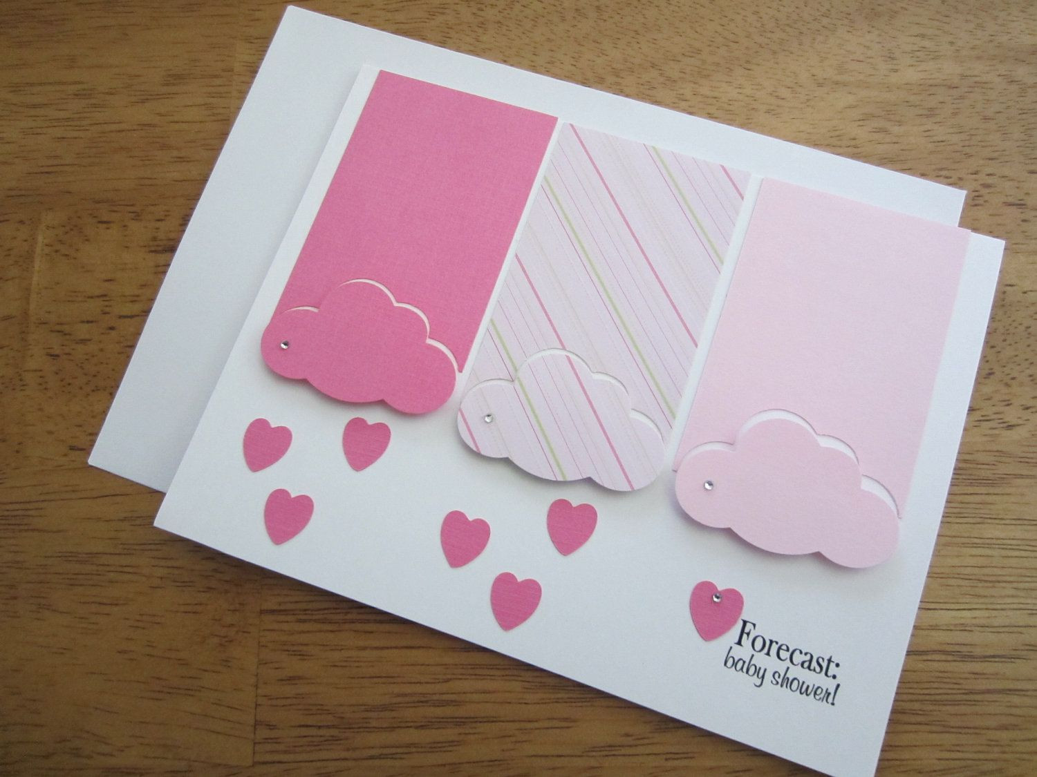 Best ideas about DIY Baby Shower Card . Save or Pin DIY Baby Shower Invitations Ideas to Make at Home Now.