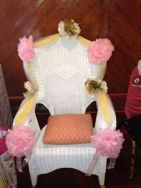 Best ideas about DIY Baby Shower Chair . Save or Pin 55 best Baby shower chairs images on Pinterest Now.