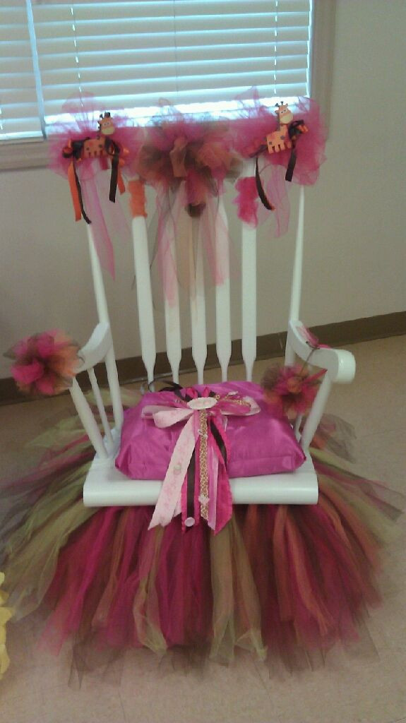 Best ideas about DIY Baby Shower Chair . Save or Pin 64 best My DIY Party Decor images on Pinterest Now.