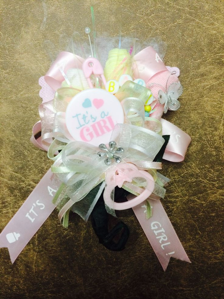 Best ideas about DIY Baby Shower Corsage . Save or Pin Best 25 Baby shower corsages ideas on Pinterest Now.