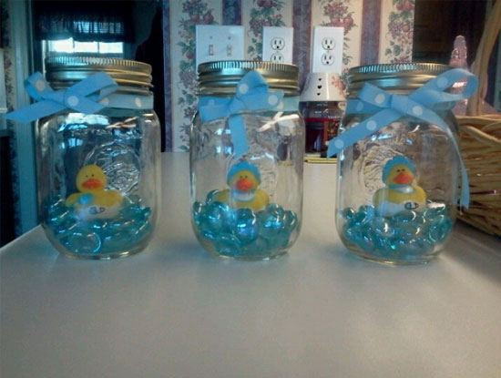 Best ideas about DIY Baby Shower Decorations For Boys . Save or Pin 30 DIY Baby Shower Ideas for Boys Now.