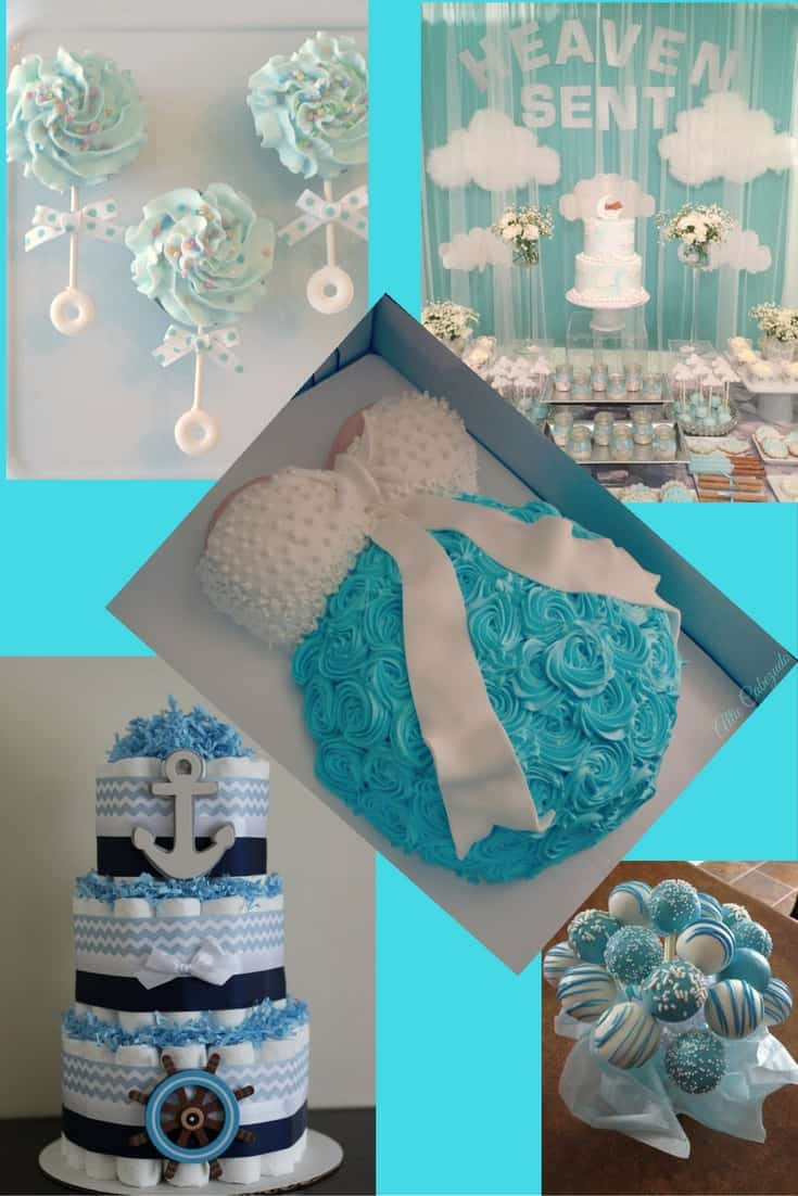 Best ideas about DIY Baby Shower Decorations For Boys . Save or Pin DIY Baby Shower Party Ideas for Boys Hip Who Rae Now.