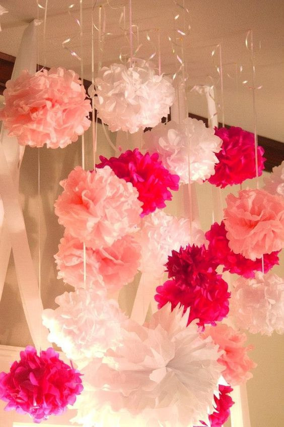 Best ideas about DIY Baby Shower Decorations For Girl . Save or Pin 38 Adorable Girl Baby Shower Decor Ideas You'll Like Now.