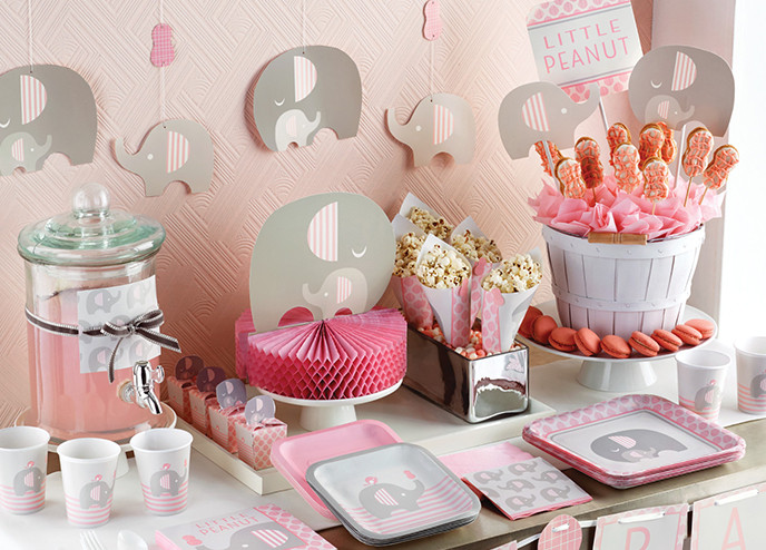Best ideas about DIY Baby Shower Decorations On A Budget . Save or Pin 3 bud friendly diy baby shower theme decorations – BlogBeen Now.