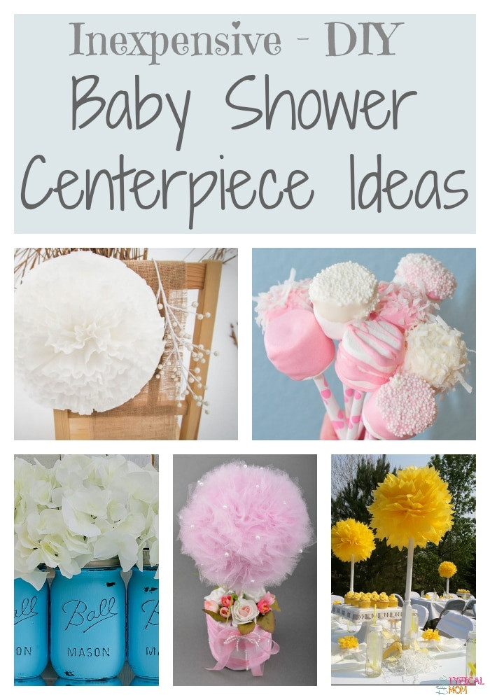 Best ideas about DIY Baby Shower Ideas On A Budget . Save or Pin DIY Baby Shower Decorating Ideas · The Typical Mom Now.