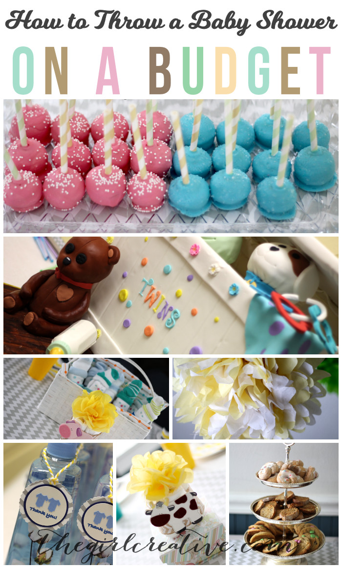 Best ideas about DIY Baby Shower Ideas On A Budget . Save or Pin Printable Baby Shower Games The Girl Creative Now.