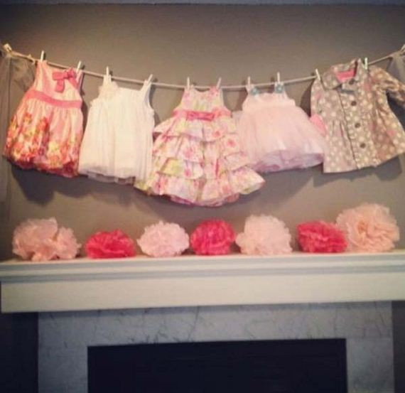 Best ideas about DIY Baby Shower Ideas On A Budget . Save or Pin Cheap DIY Decorating Ideas for Baby Shower Party Now.