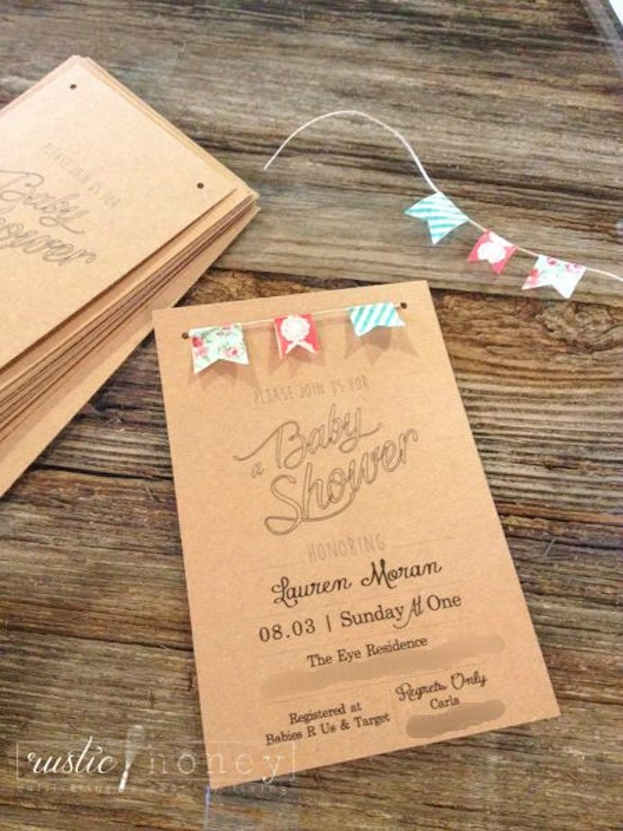 Best ideas about DIY Baby Shower Invitation . Save or Pin freeprintableinvitebabyshower 4 of 10 copy resize=900 Now.