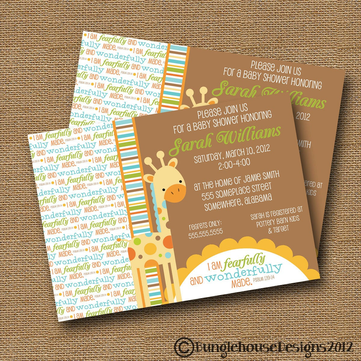 Best ideas about DIY Baby Shower Invitation . Save or Pin Giraffe Baby Shower Invitation DIY PRINTABLE Baby Boy Now.