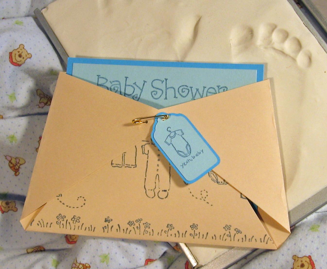 Best ideas about DIY Baby Shower Invites . Save or Pin DIY kinda girl Baby shower invites Now.