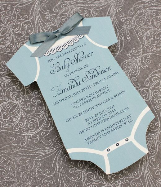 Best ideas about DIY Baby Shower Invites . Save or Pin DIY Baby Boys sie Shower invitation template from Now.