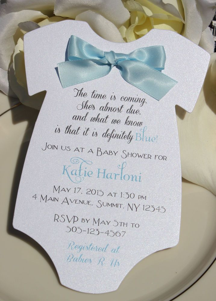 Best ideas about DIY Baby Shower Invites . Save or Pin 25 best ideas about Satin Bows on Pinterest Now.