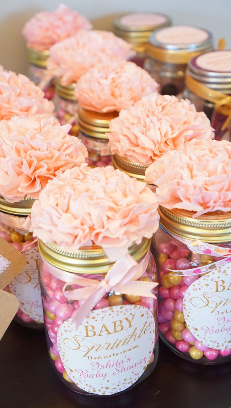 Best ideas about DIY Baby Shower Party Favors . Save or Pin DIY baby shower favor ts All you need is mason jars Now.