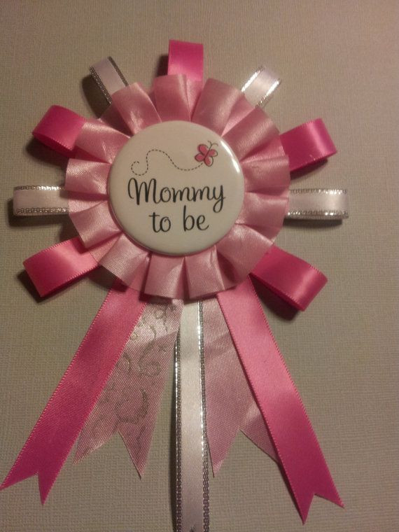 Best ideas about DIY Baby Shower Pins . Save or Pin diy mom to be corsage Now.