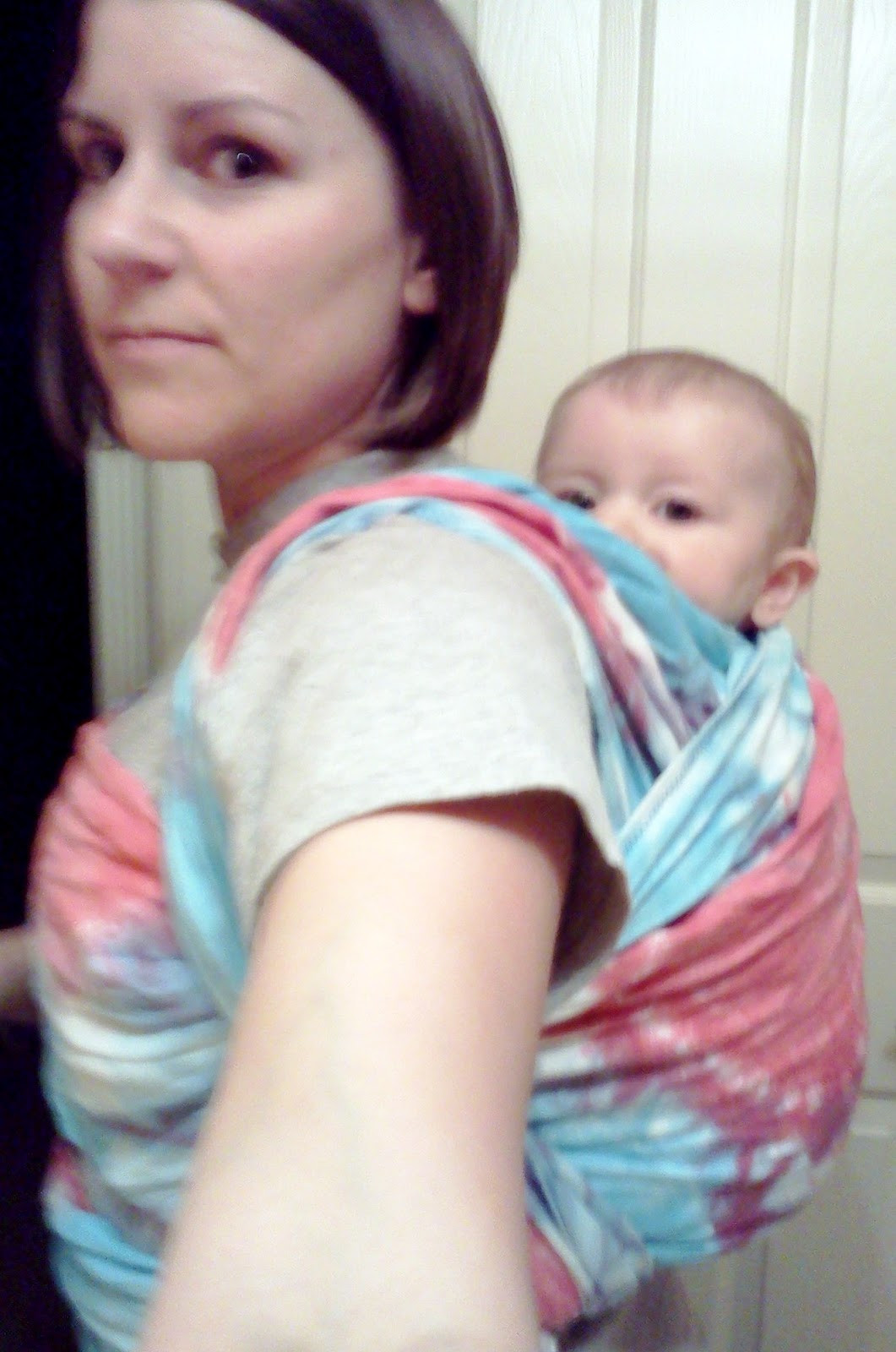 Best ideas about DIY Baby Sling Wrap . Save or Pin fruitpants DIY Stretchy and Woven Baby Wrap Now.