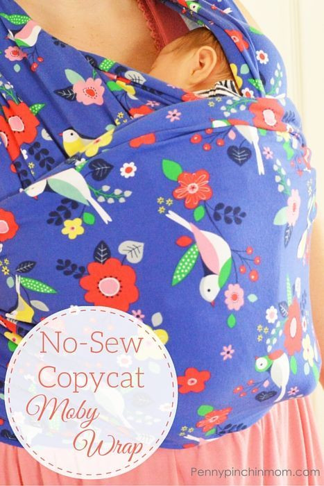 Best ideas about DIY Baby Sling Wrap . Save or Pin DIY No Sew Baby Wrap Now.
