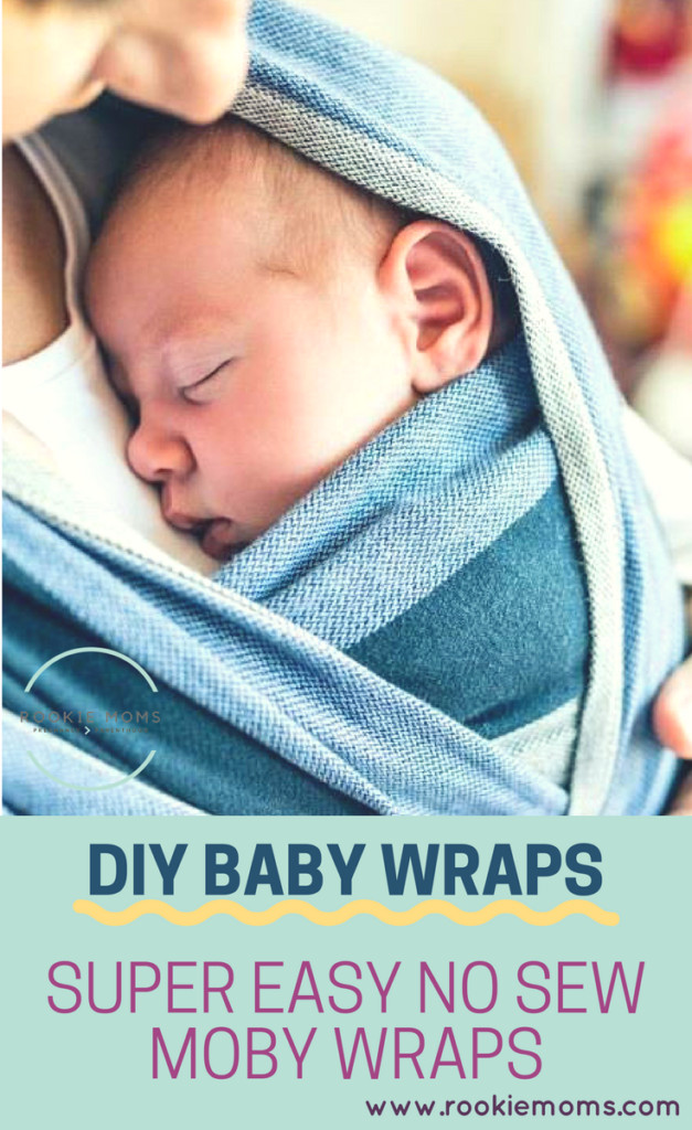 Best ideas about DIY Baby Sling Wrap . Save or Pin No sew DIY Moby wrap baby carrier Super Easy Baby Wraps Now.