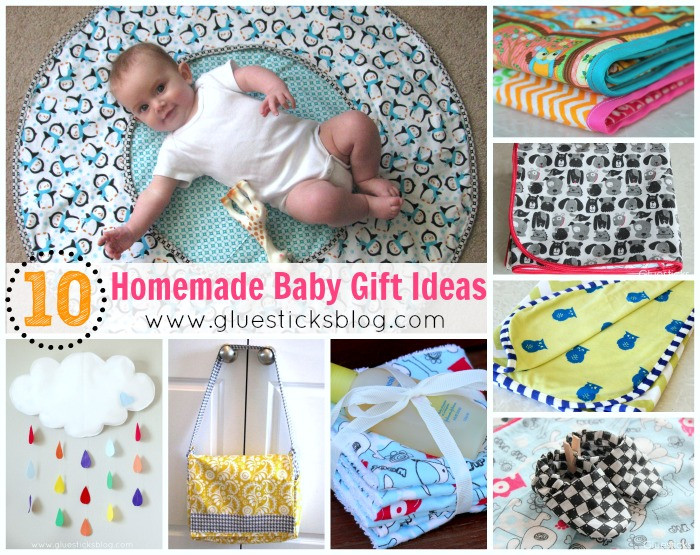 Best ideas about DIY Baby Stuff . Save or Pin Homemade Baby Gift Ideas Now.