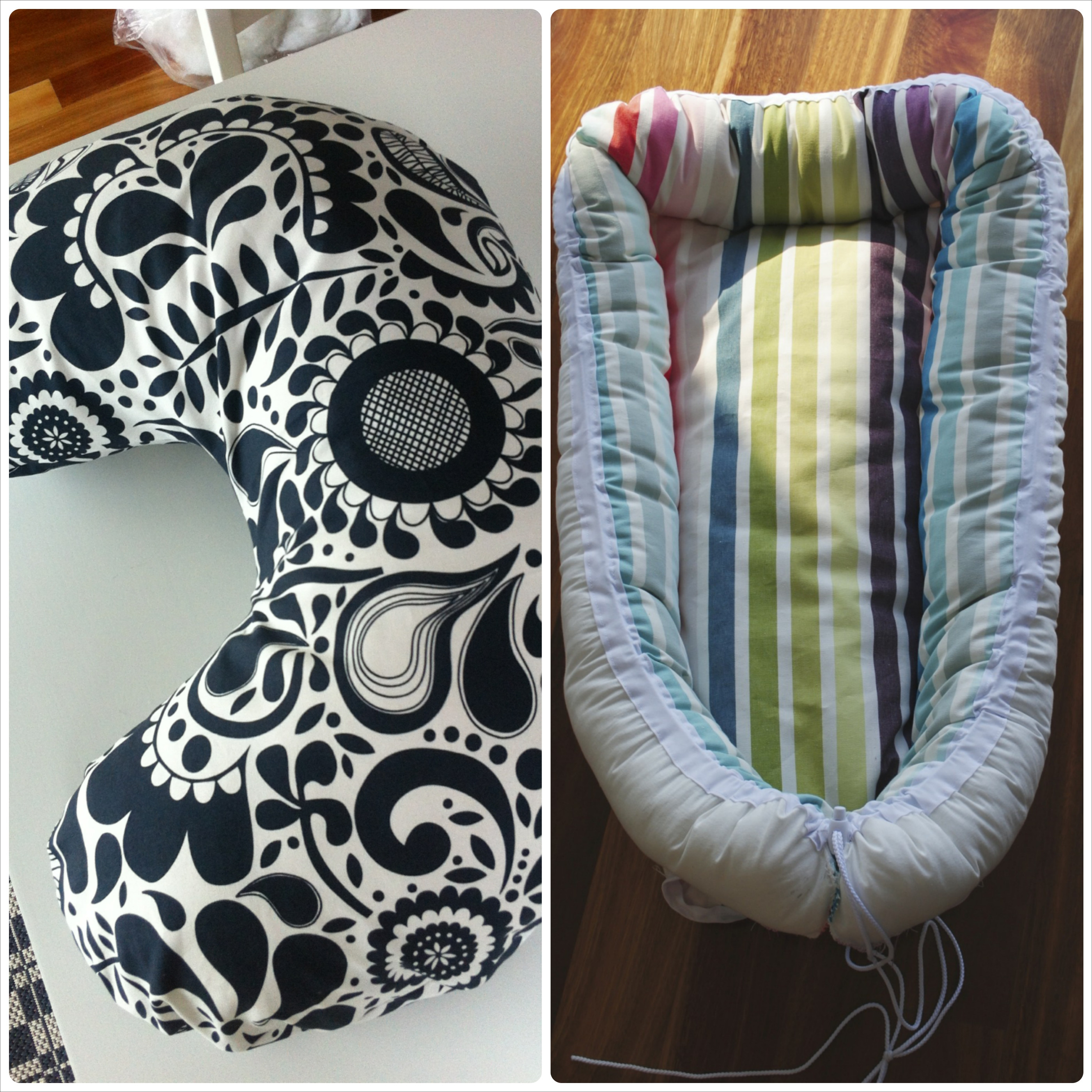 Best ideas about DIY Baby Stuff . Save or Pin baby nest DIY Now.