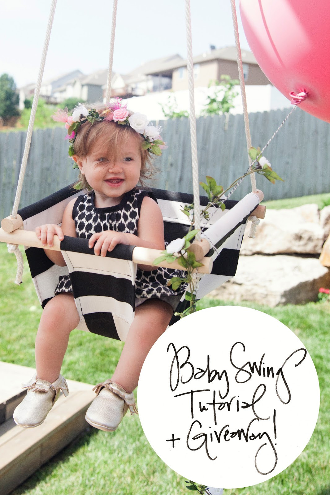 Best ideas about DIY Baby Swing . Save or Pin Making it Work Baby Swing Tutorial The Makerista Now.