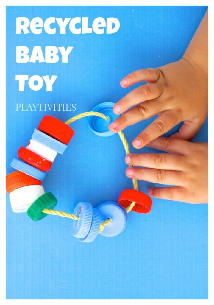 Best ideas about DIY Baby Toys . Save or Pin Recycled DIY Toy For Baby PLAYTIVITIES Now.