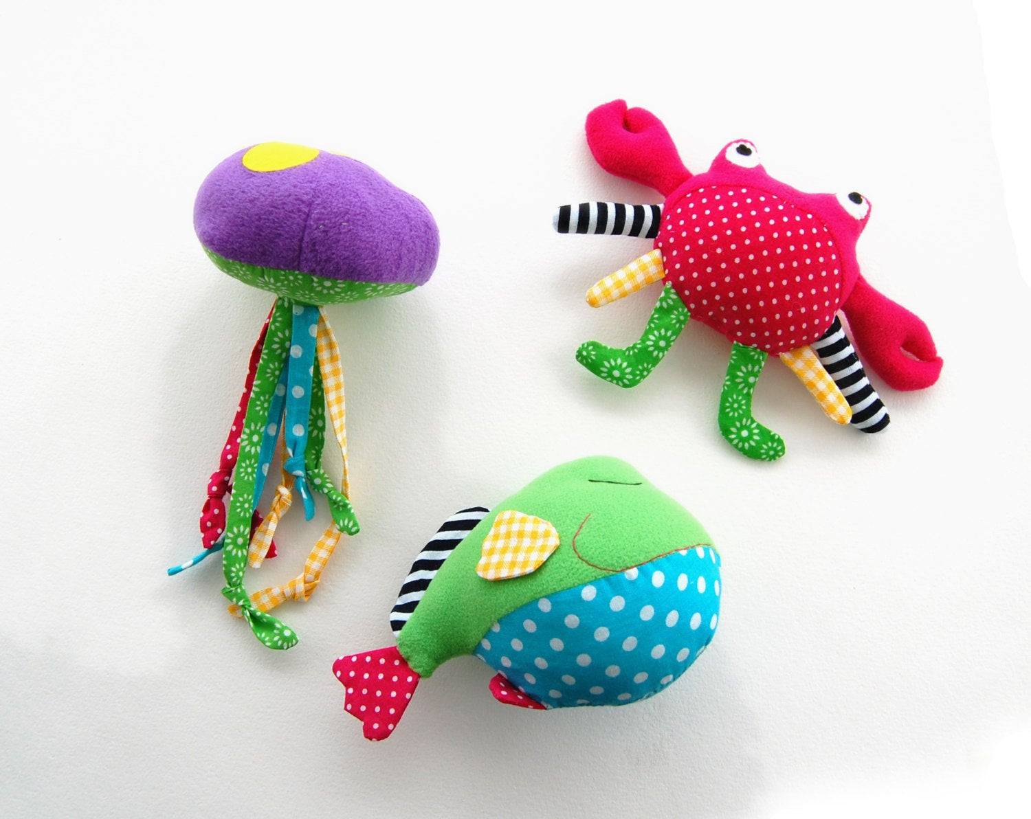 Best ideas about DIY Baby Toys . Save or Pin Baby toy patterns DIY pdf INSTANT DOWNLOAD under the sea Now.