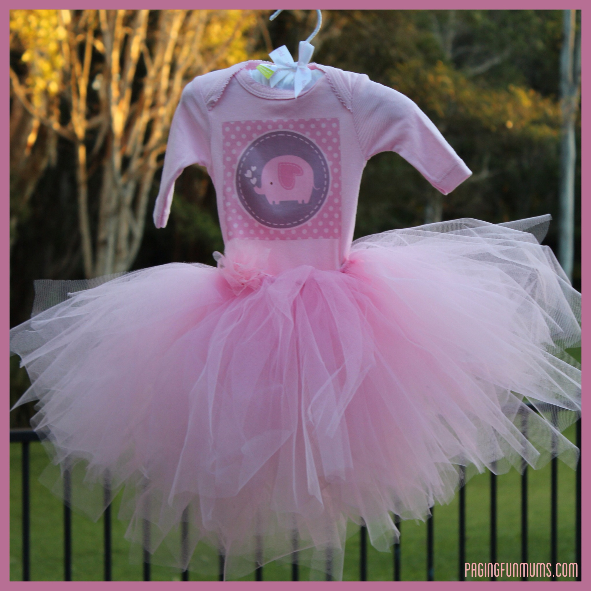 Best ideas about DIY Baby Tutu . Save or Pin DIY Baby Tutu No Sewing Required Now.