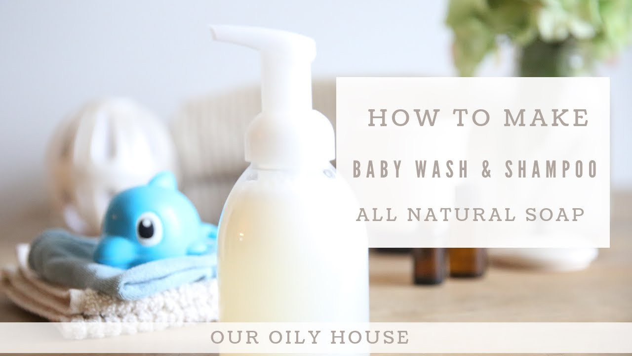 Best ideas about DIY Baby Wash . Save or Pin DIY Calming Baby Wash Now.