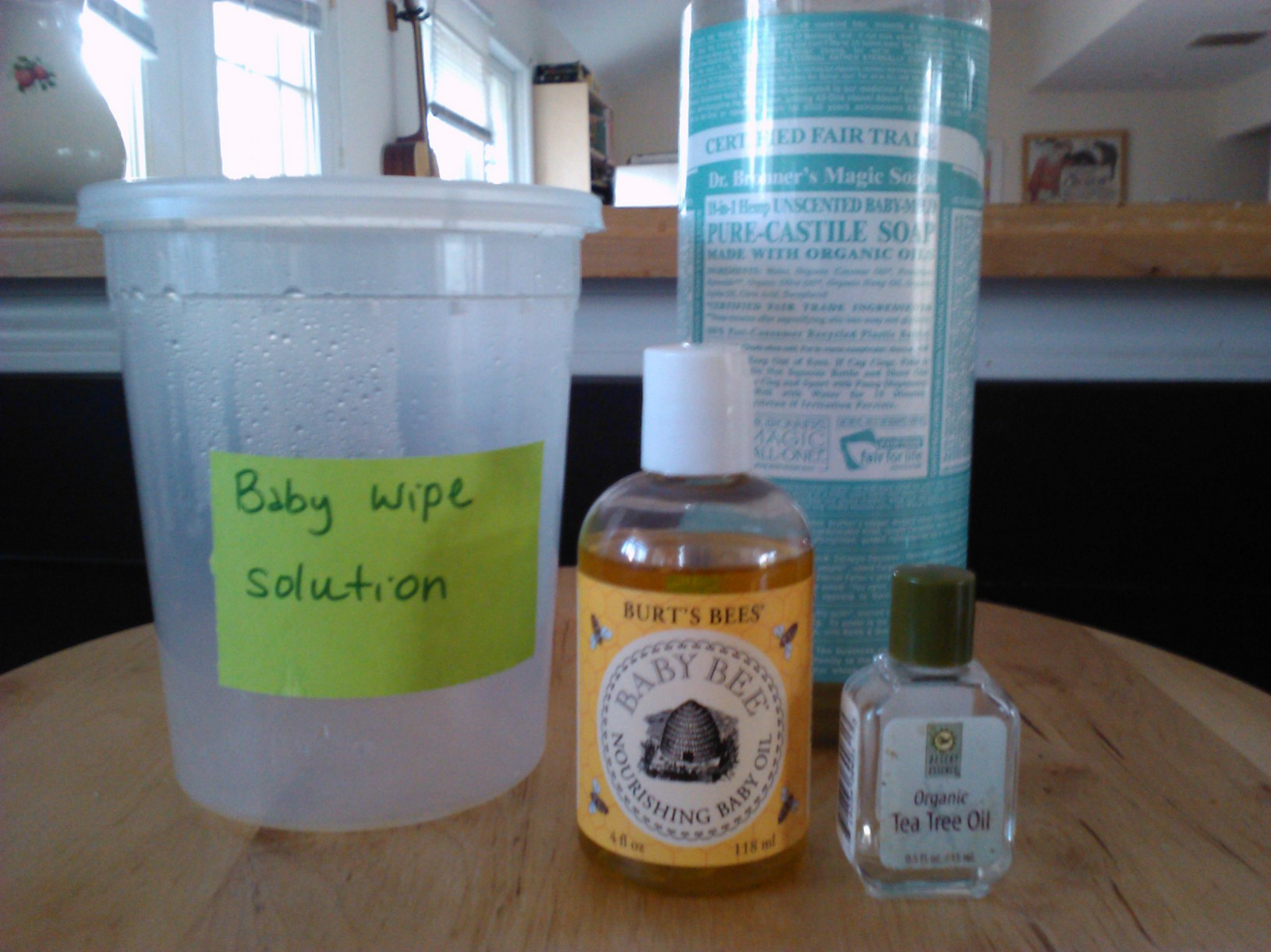 Best ideas about DIY Baby Wipes Solution . Save or Pin Homemade Baby Wipe Solution Now.