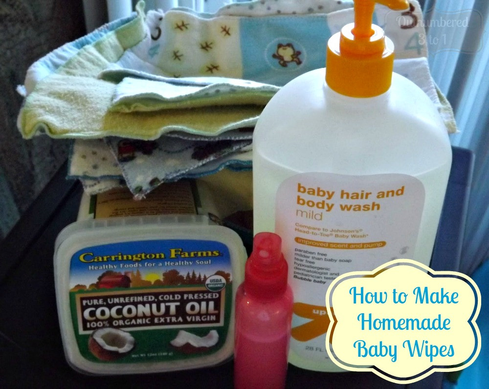Best ideas about DIY Baby Wipes Solution . Save or Pin DIY & Frugal Homemade Cloth Baby Wipes Solution Now.