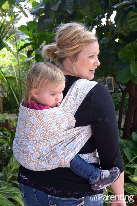 Best ideas about DIY Baby Wrap . Save or Pin How to make a DIY baby carrier from a tablecloth Now.