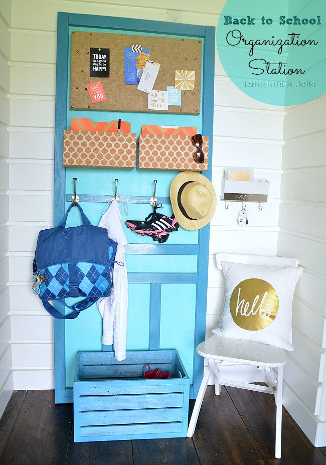 Best ideas about DIY Back To School Organization . Save or Pin Back to School Organizing Now.