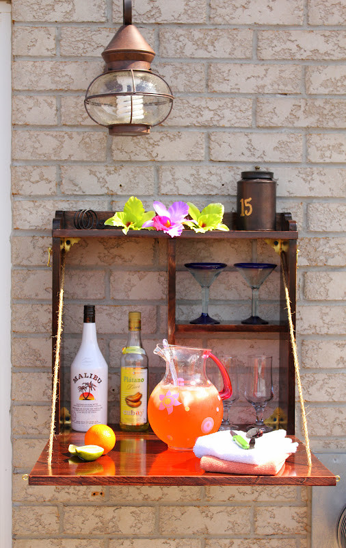 Best ideas about DIY Backyard Bars . Save or Pin Turtles and Tails It s Five O Clock Somewhere DIY Now.