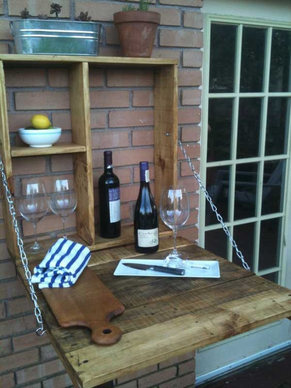 Best ideas about DIY Backyard Bars . Save or Pin 26 Creative and Low Bud DIY Outdoor Bar Ideas Now.