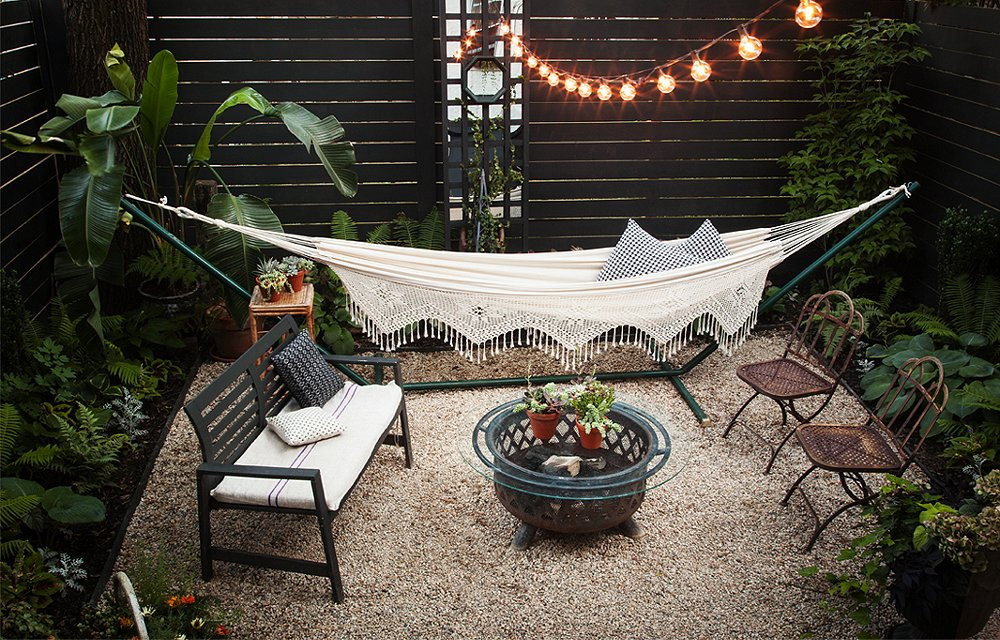Best ideas about DIY Backyard Makeovers . Save or Pin DIY Ideas for a Stylish Backyard Now.