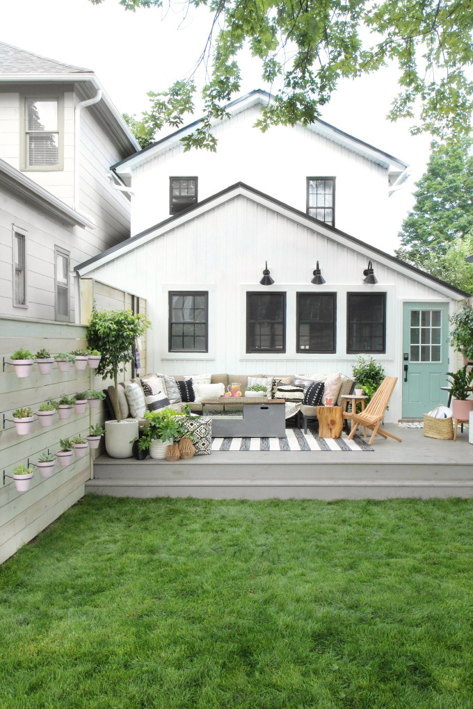 Best ideas about DIY Backyard Makeovers . Save or Pin Before & After Now.