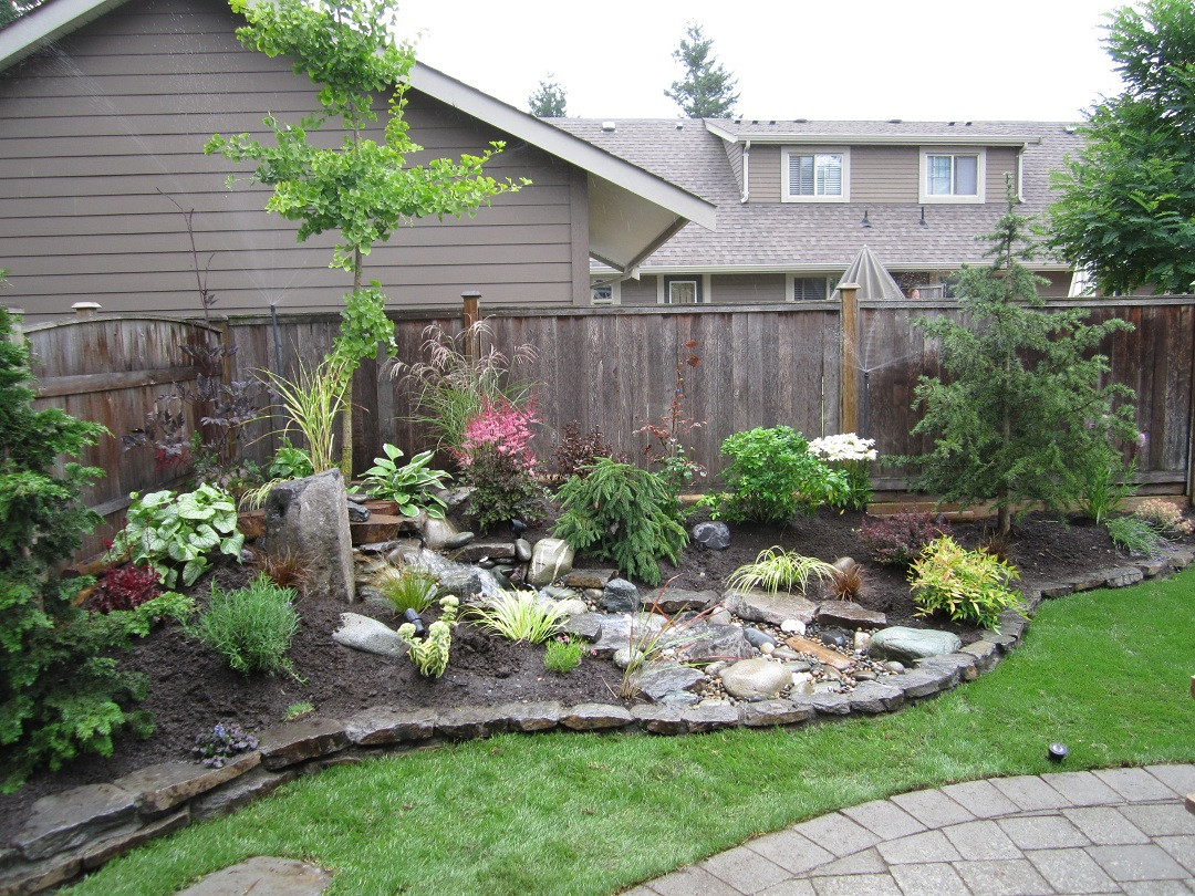 Best ideas about DIY Backyard Makeovers . Save or Pin Small Backyard Makeover Now.
