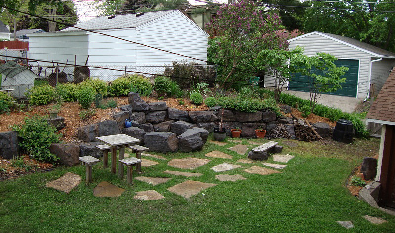 Best ideas about DIY Backyard Makeovers . Save or Pin DIY backyard makeover Now.
